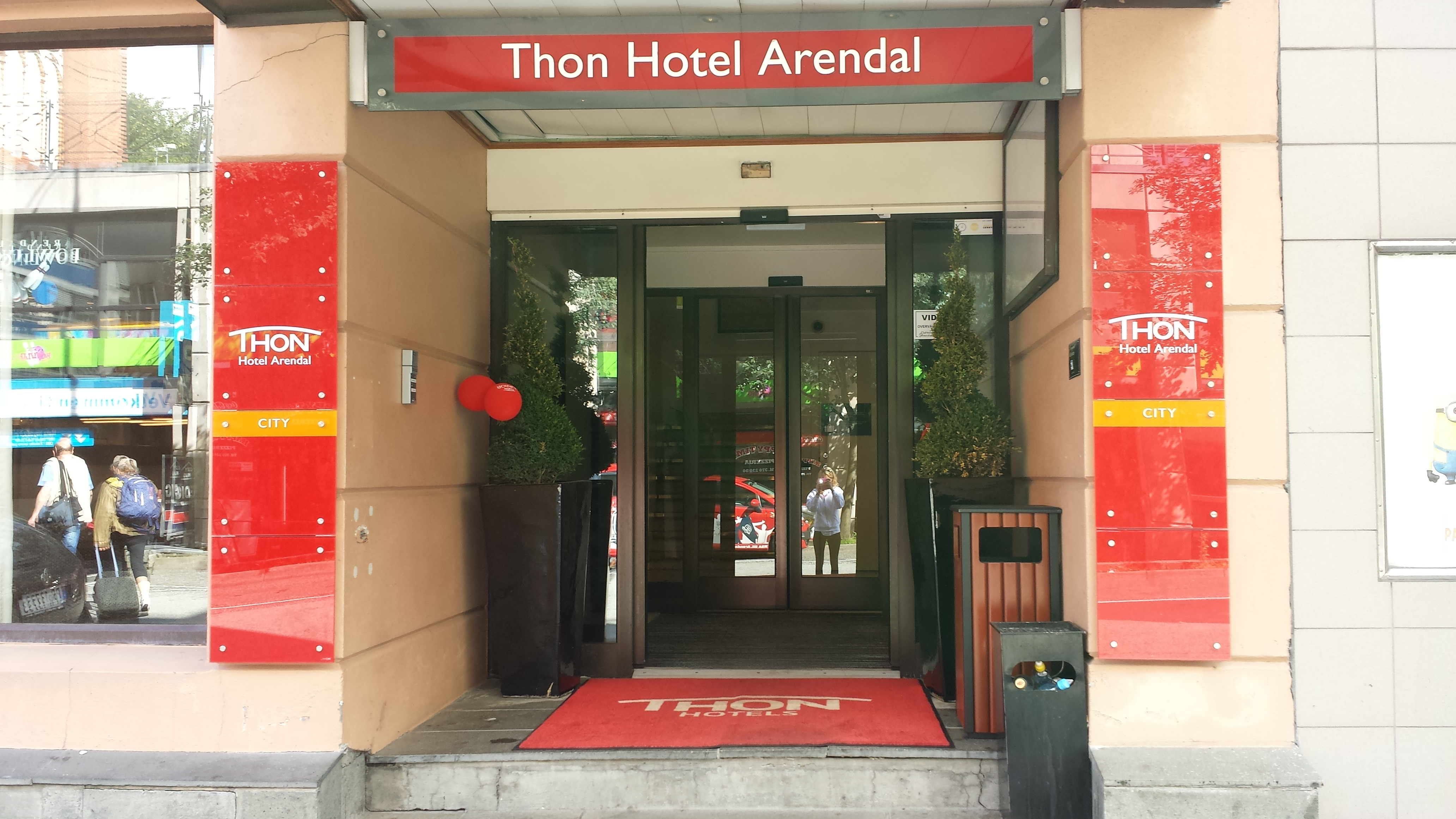 Thon Hotel City Arendal