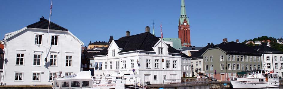 Arendal. Foto fra arendal.com