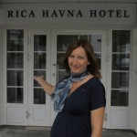 Ane Johansen fra Rica Havna Hotel Tjøme