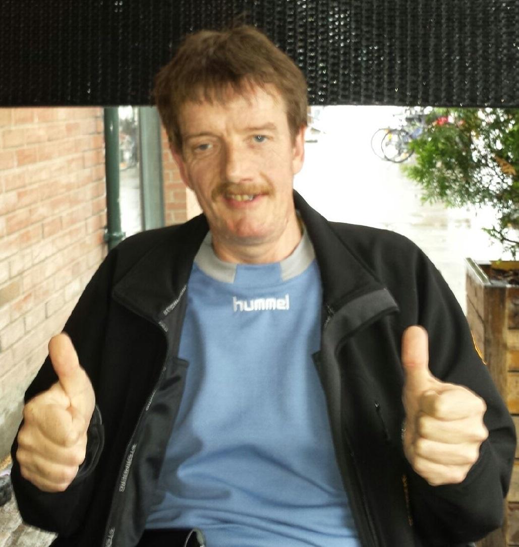 Jan Rune Lorentzen, vinner av Sommerens Servicehelt i Harstad