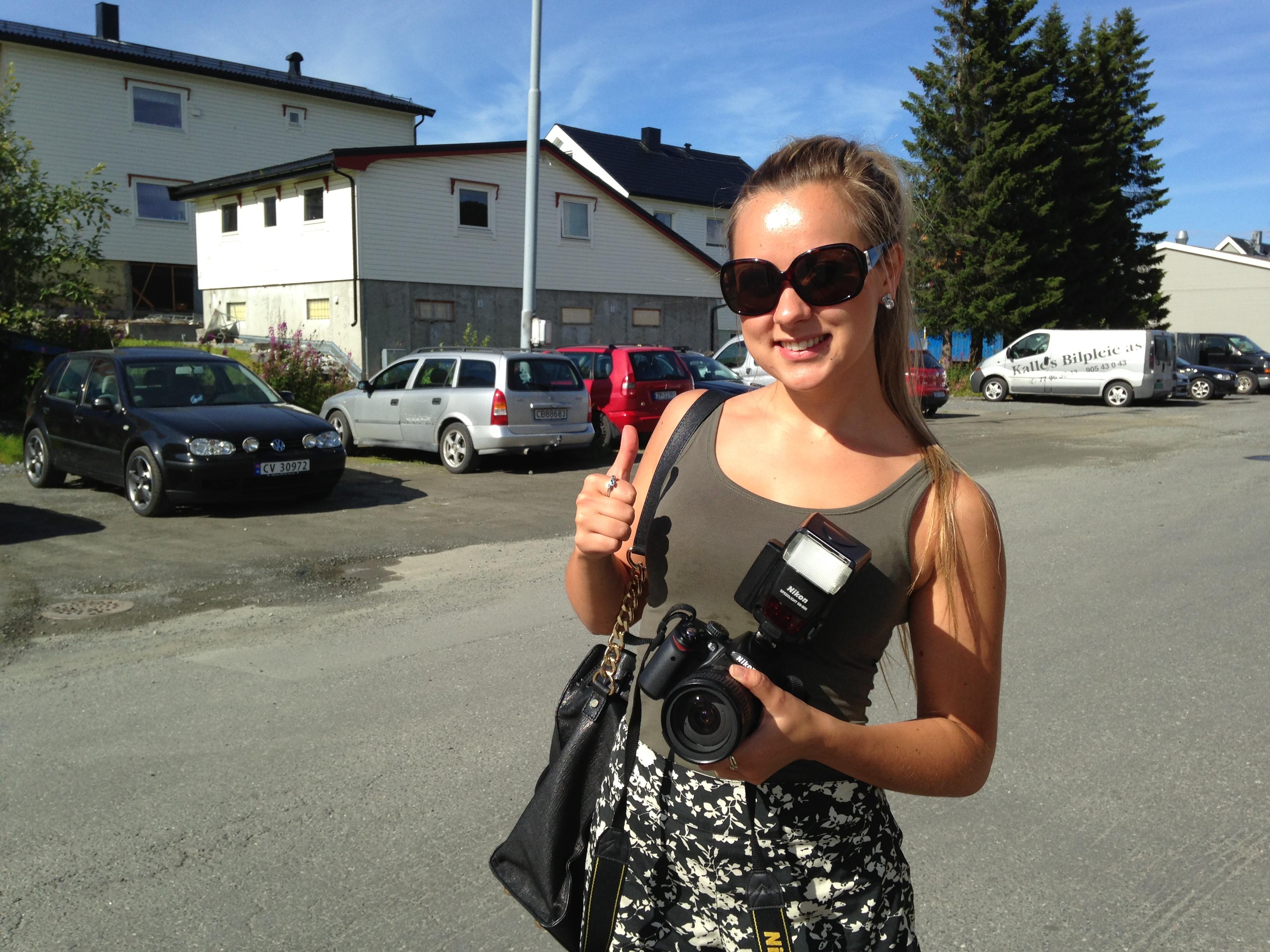 Presseoppslag i Harstad Tidende