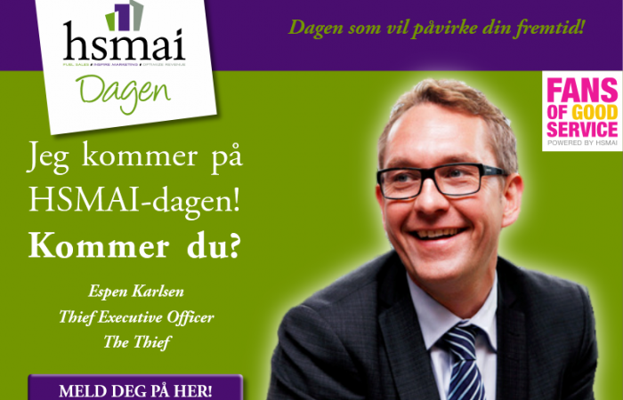 HSMAI Dagen 2013