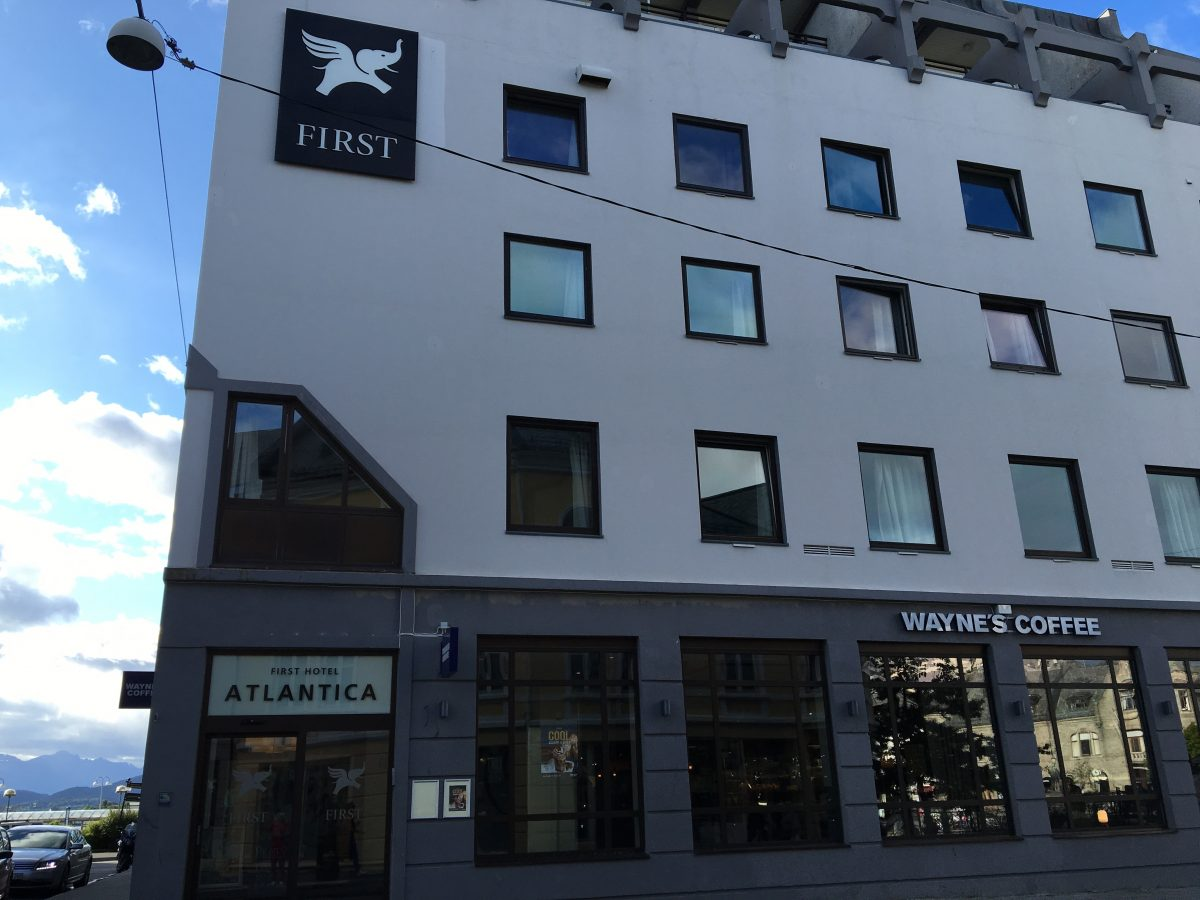 FIRST HOTEL ATLANTICA ÅLESUND
